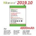 Wisecoco HB366481ECW 4800 мАч  Новый аккумулятор для Huawei P9 5C (P9 G9 P10 Lite) G9 Honor 8/Honor 8 Lite/ Y6 II EVA-AL00/AL10/L09/TL00