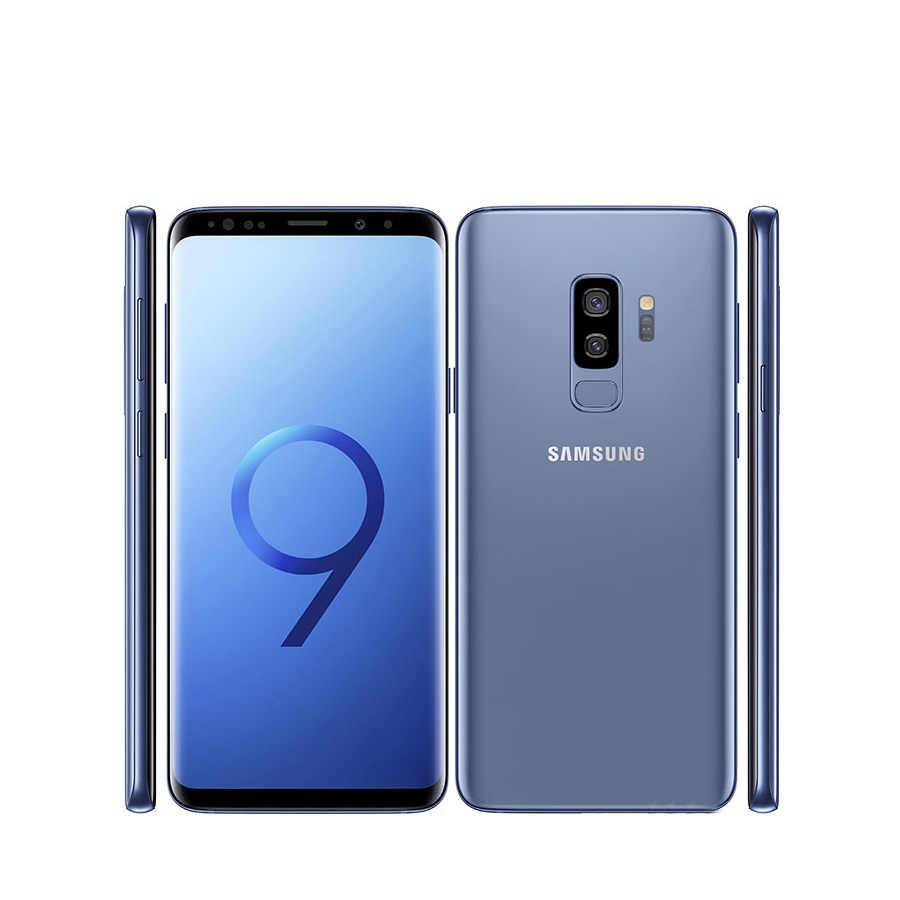 """Thương Hiệu Chính Hãng Samsung Galaxy S9 Plus S9 + G965U Điện Thoại Di Động T-Phiên Bản Di Động 6.2 """"Snapdragon 845 octa core 6GB 64GB Điện Thoại"""