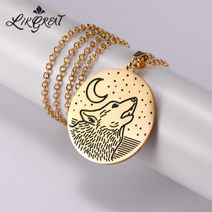 LIKGREAT Fashion Necklaces for