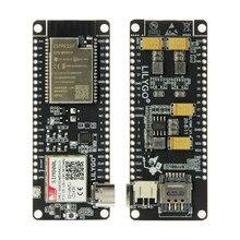 LILYGO®Ttgo t-call v1.4 esp32 módulo sem fio sim antena sim cartão sim módulo sim800l e gsm/gprs antena