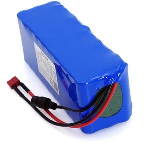 Image 2 - VariCore batería de litio de 36V, 10000mAh, 500W, alta potencia y capacidad, 42V, 18650, para motocicleta, coche eléctrico, bicicleta, Scooter con BMS