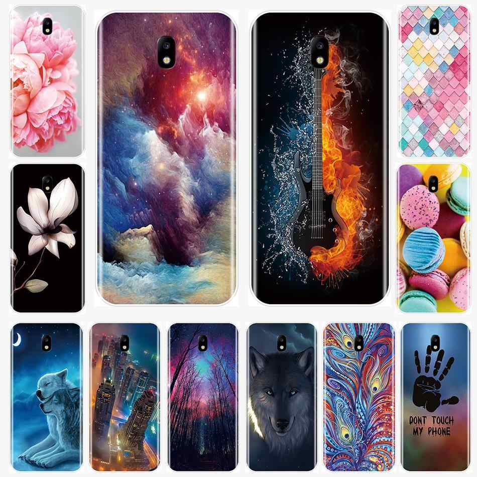 Back Cover For Samsung Galaxy J1 mini J3 J4 J5 J6 J7 J8 2016 2017 2018 New Silicone Phone Case For Samsung J2 core J5 J7 Prime