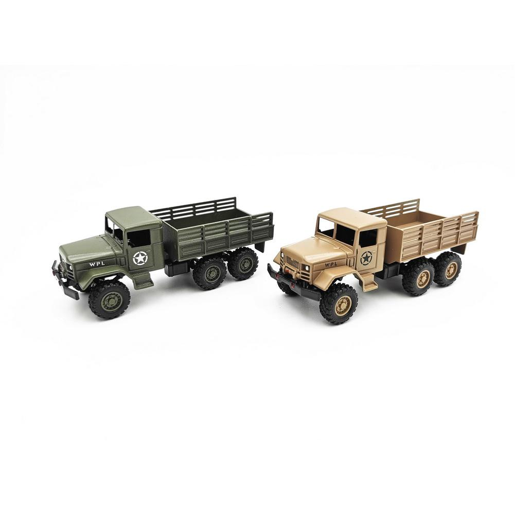 Classical WPL MB16 1:64  Vehical Model Car Home Decor Car Toy Model Decoration