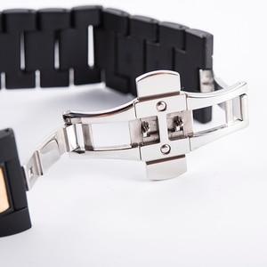 Image 5 - BOBO BIRD Wood Watch Men Stopwatches Handmade Relogio Masculino Japan Movement Quartz Wristwatch Gift for Male erkek kol saati