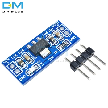 5PCS AMS1117 6-12V turn to 5V DC-DC Step Down Power Supply Module For Arduino Raspberry pi PCB Board AMS1117-5V image