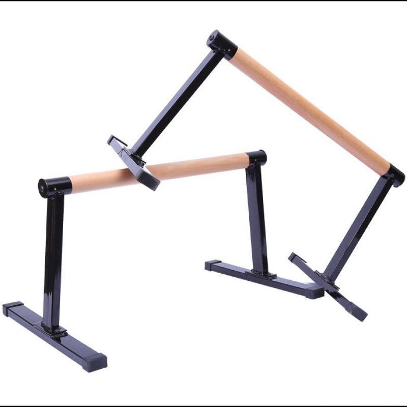 Barres horizontales intérieures en acier pour hommes, cadre en bois, flexion et extension de bras multifonctionnelles, support russe, équipement de fitness push-up