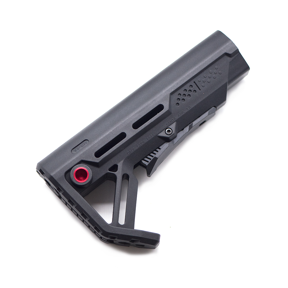 High Quality Tactical Nylon Stock For Gel Blaster Paintball Airsoft Air Guns JinMing8 JinMing9 AR15/M4 Mini Toy Accessories
