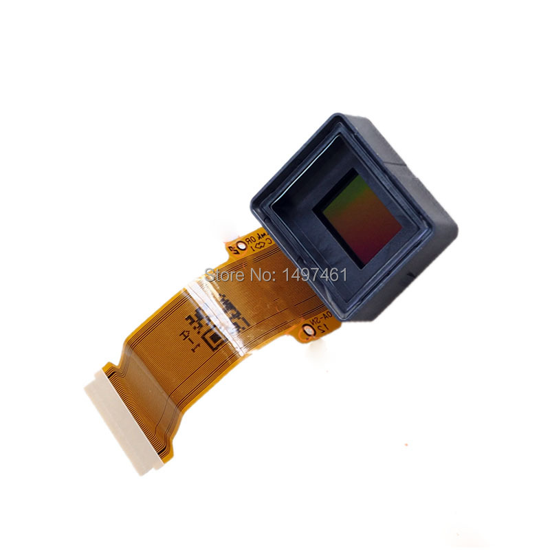 VF Viewfinder display screen repair parts for Sony HXR-MC2500C <font><b>MC2500</b></font> HD2500 Camcorder image