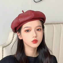 Fashion Hats Artist Girls French Winter Women for Autumn And Soft Berets