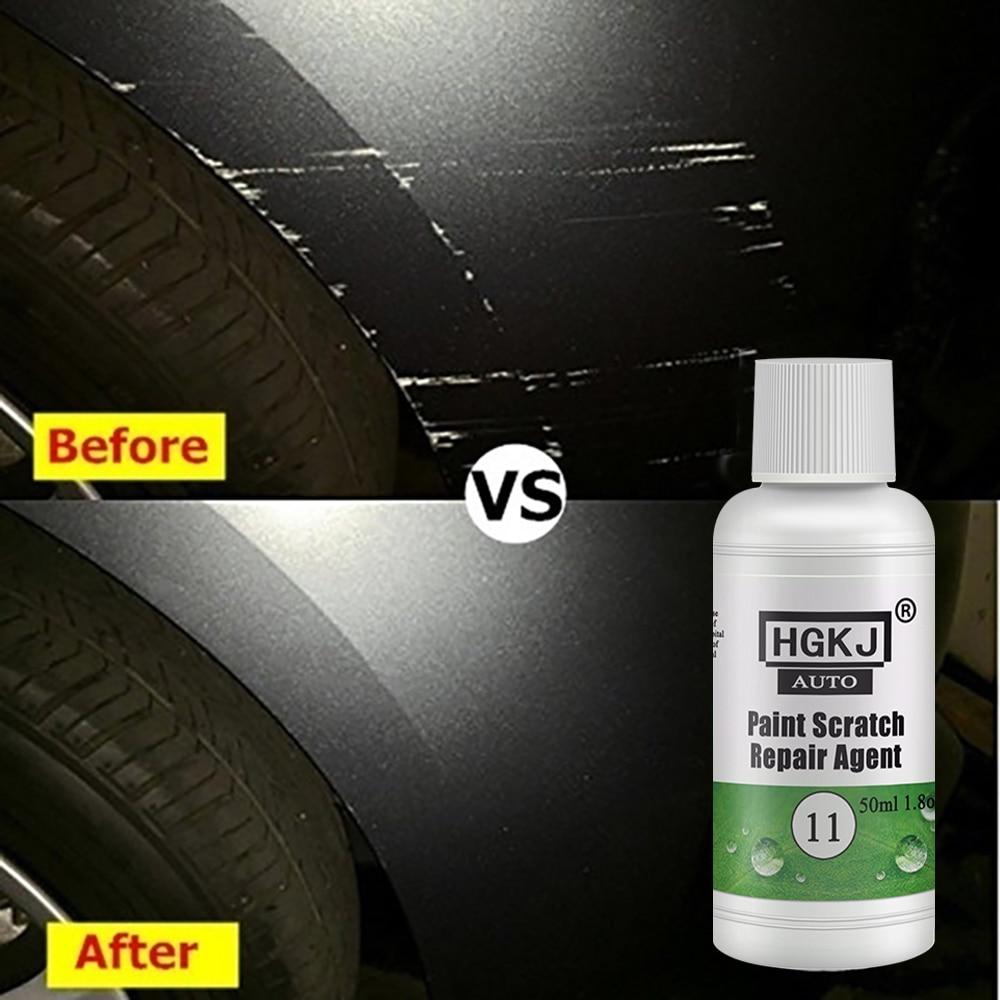 HGKJ Инструменты для ремонта автомобилей восстановление покраски автомобиля аксессуары краски Ремонтный агент