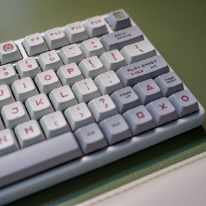 Image 3 - XDA Profile Mario Keycaps DYE Sublimation PBT 2.25U 2U 1.75U Key cap For Mechanical Keyboard GH60 GK61 GK64 87 96 104 108