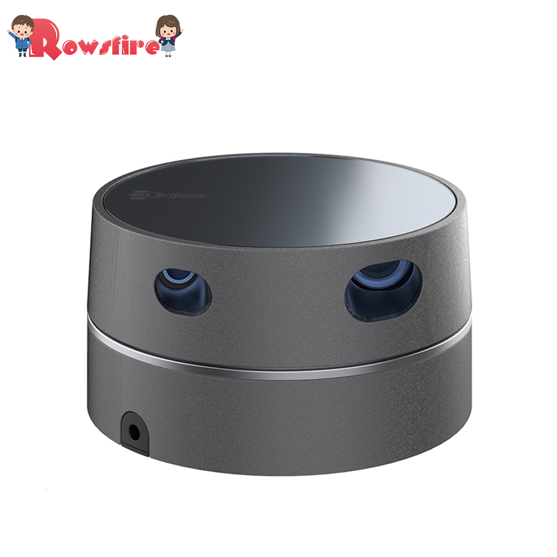 Business Level Outdoor Radar Scanner GPS Path Planning Obstacle Avoidance Large Screen Interactive Distance Measuring Sensor