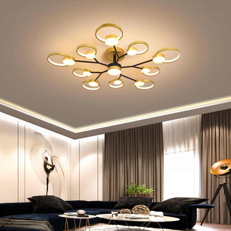 Nordic led-deckenleuchte flur lampe led-deckenleuchte Wohnzimmer wohnzimmer  schlafzimmer decke licht fans Decke Ligting