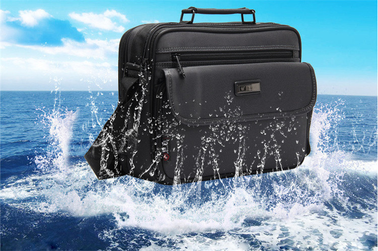 Ha9c956d798324218bd8140dae88f7286I - New Briefcases Of Sizes Men's Laptop Bag Top Quality Waterproof Men bags Business Package Shoulder Bag masculina briefcase