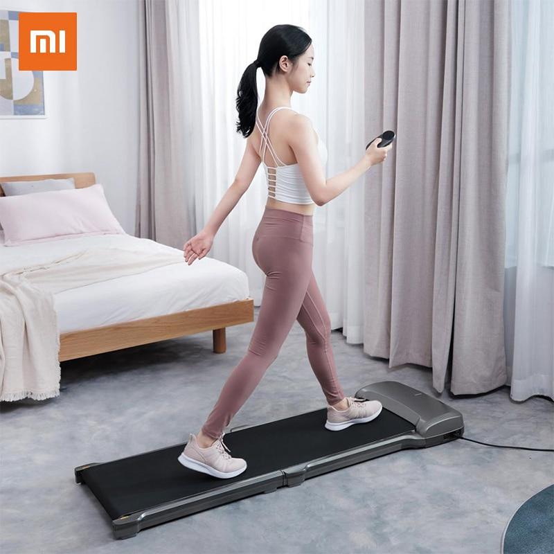 Xiaomi Mijia WalkingPad C1 Legierung Version Smart APP Control Folding Walking Pad Mini Ultra-dünne Walking Fitness Maschine