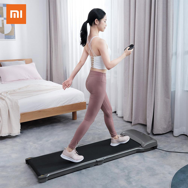 Xiaomi Mijia WalkingPad C1 Legierung Version Smart APP Control Folding Walking Pad Mini Ultra dünne Walking Fitness Maschine-in Smarte Fernbedienung aus Verbraucherelektronik bei