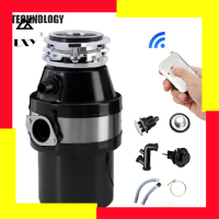 220v/110V Food Garbage Processor Disposal Crusher Food Waste Disposer Stainless Steel Grinder Material Kitchen Sink Appliance