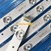 New kit 8pcs Origina  LED STRIP  Ha ier 39DU3000 LE39PUV3 Light Bar LED39D11-ZC14-01 02 03 04 30339011206 07 V390HJ1-P02 discount