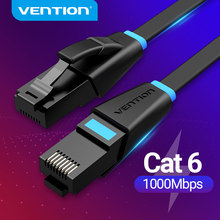 Câble Ethernet Vention Cat6 câble Lan UTP RJ45 câble de raccordement réseau 10m 15m pour PS PC Modem Internet routeur chat 6 câble Ethernet