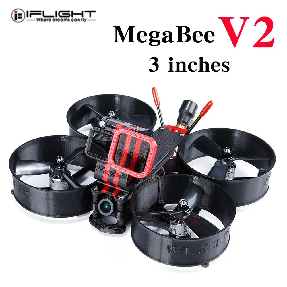IFlight MegaBee V2 Telaio SucceX F4 Controllore di Volo 35A 4-IN-1 ESC XING 1408 3600KV Motore Brushless forDrone