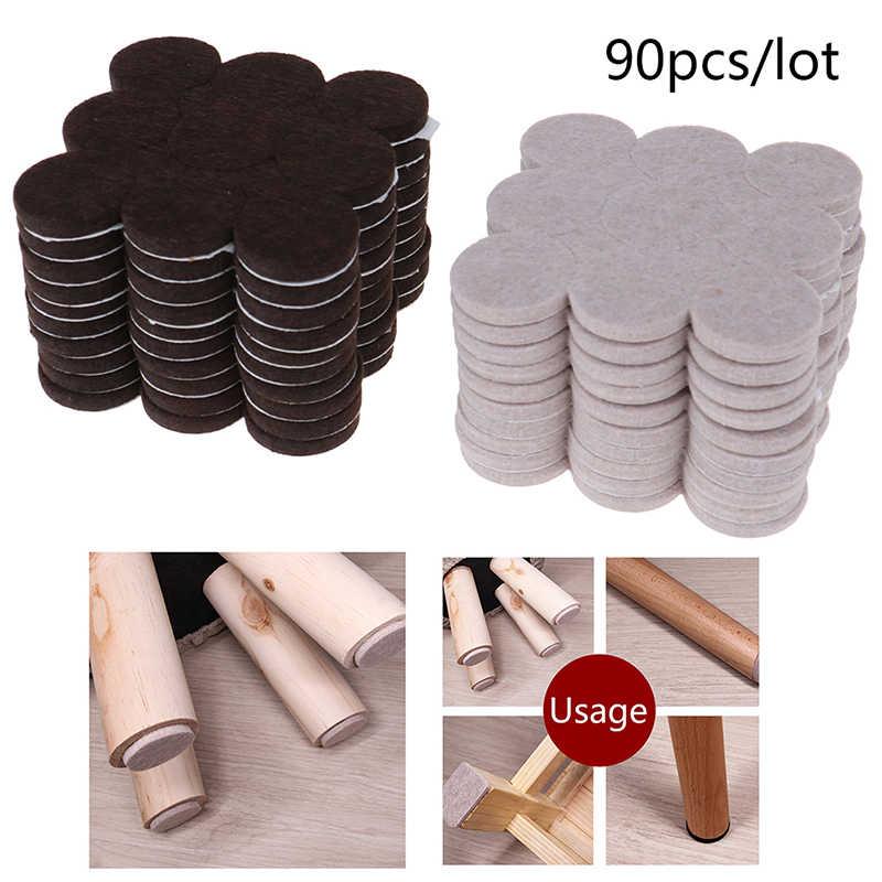 protectores de suelo para patas redondas de 16 mm 28 mm transparente + marr/ón patas de mesa 20 mm 48 almohadillas de silicona para patas de silla fundas de madera