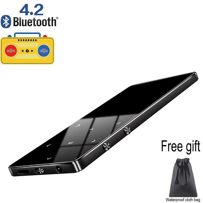 Mp3-Player Bluetooth Digital Sport Radio-E-Book Voice-Recorder Audio Built-In-Speaker