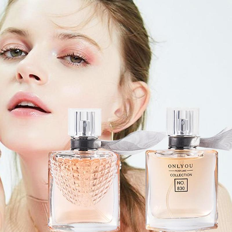 30ml Fragrance Long Lasting Freshener Parfum Atomizer Spray Glass Bottle For Lady Parfum Men Deodorization Ferromon Flirting