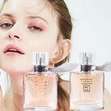 Ambientador de larga duración con fragancia de 30ml, atomizador Parfum, botella de vidrio con pulverizador para mujer, perfume para hombres, desodorización, ferromón, flirteo