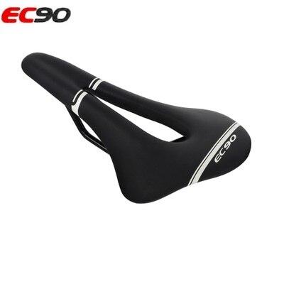 EC90 Cycling Bike Saddle EVO Comfort Leather Widen MTB Road Bike Soft Seats