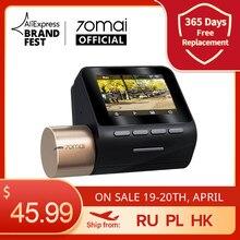 Nowy 2 ''ekran LCD 70mai kamera na deskę rozdzielczą Lite 1080P 70mai Lite wideorejestrator samochodowy 24H Monitor do parkowania 70mai Lite wideorejestrator samochodowy