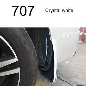 Image 5 - Передние и задние Автомобильные Брызговики для Volvo XC60 2018 2019 2020, брызговики, брызговики, бритвы, 4 шт., серый, синий брызговик