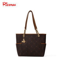 Classic Fashion PU Leather Luxury Handbags Women Tote Bags Designer Female Shoulder Bag Ladies Bolsas Feminina