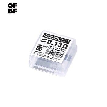 OFRF – bobine de maille conique nexMESH, fil de préconstruction 0,13 ohm 0,15 ohm, bobines de maille reconstructible VS Wotofo profil RDA