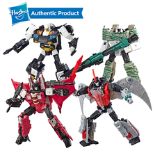 лучшая цена Hasbro Transformers Generation WFC-GS02 Decepticon Red Wing War for Cybertron Traveler Special Edition Action Figure Collector
