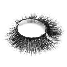 Eyelashes Crisscross Fake Lashes Long Makeup 3D Mink Lashes Extension Eyelash Mink Eyelashes Cilios Posticos for Beauty LX-85(China)