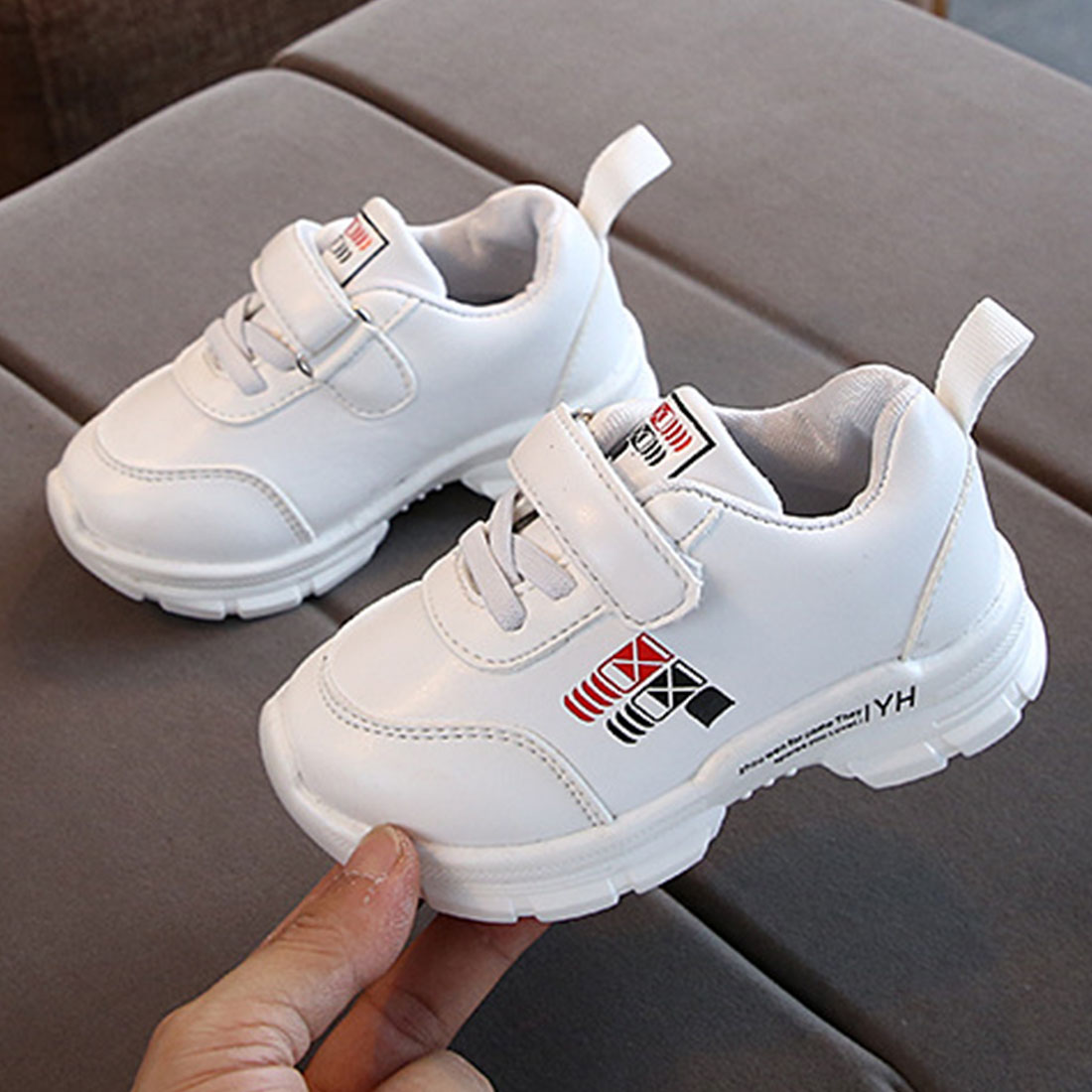 Daclay Shoes Kids Toddler Boy Sneakers Girls Sports Shoes Breathable Fashion Mesh Casual Shoes for School and Picnic