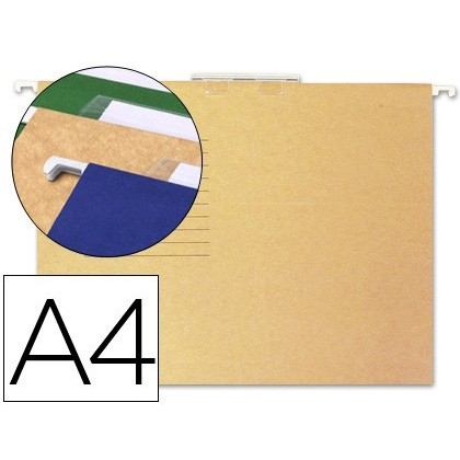 Hanging Folder GIO DIN A4 41200 SIZE 240X315 MM 25 Units
