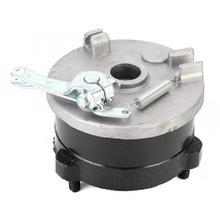 Cubo de freio cilindro direito 3 furo com capa se encaixa para atv 501 atv502 modificado peças tambor freio cubo pinhão montagem