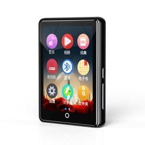 Image 2 - Ruizu m7 金属 MP3 プレーヤー bluetooth 5.0 内蔵スピーカー 2.8 インチの大型タッチスクリーン電子書籍と歩数計記録ラジオビデオ