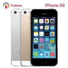 Desbloqueado original iphone 5S usado 99% novo celular duplo núcleo 4
