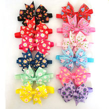 50 шт., галстуки-бабочки для домашних животных