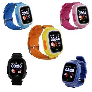 New Q90 GPS Child Smart Watch