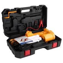 Cric de levage électrique automatique pour automobile, 2 tonnes, 12V DC, outils de levage pour équipement de Garage et d'urgence