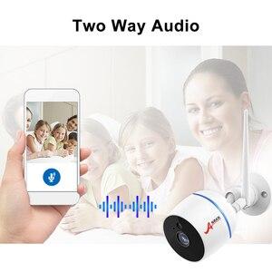 Image 3 - IP המצלמה Wifi חיצוני עמיד למים HD אבטחת מצלמה אלחוטי 1080P ראיית לילה מעקבים מצלמה Cctv ONVIF תואם