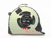 Wzsm novo ventilador de refrigeração cpu original para dell inspiron g7 15-7000 7577 7588 G5-5587 p72f ventilador refrigerador 2 jjcp fjqs dc5v 0.5a fjq