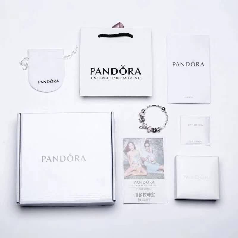 Pandora Original Bracelet Package Fit Pandora Bracelet Fine Jewelry Gift Box