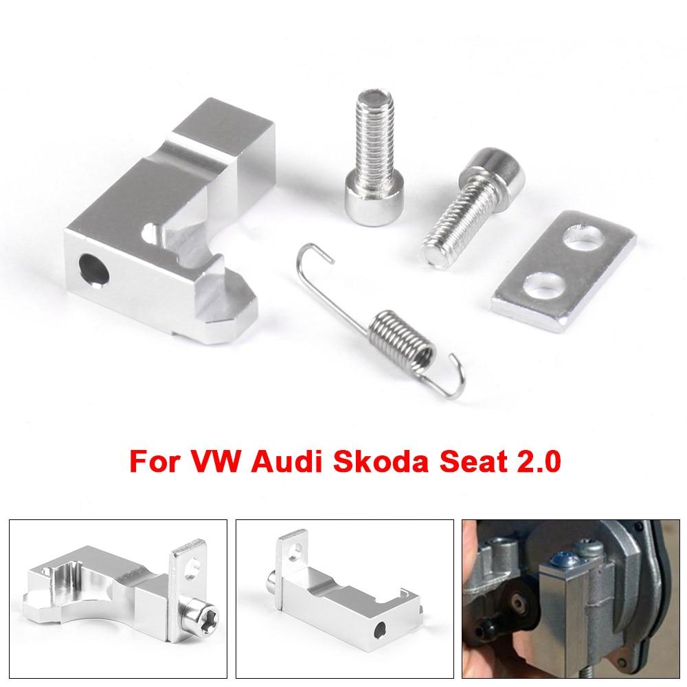 Per Volkswagen 2.0 TDI di Ingresso In Alluminio Collettore di Flap V157 Attuatore Motore Kit P2015