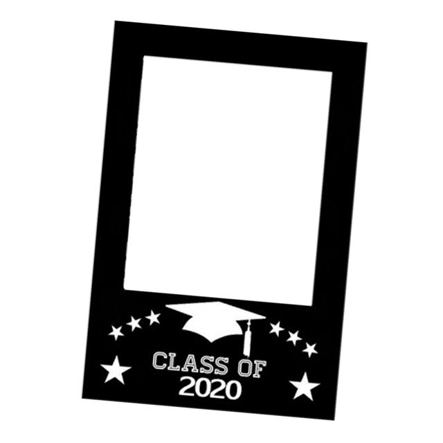 Class of 2020 Photo Booth Frame Prop