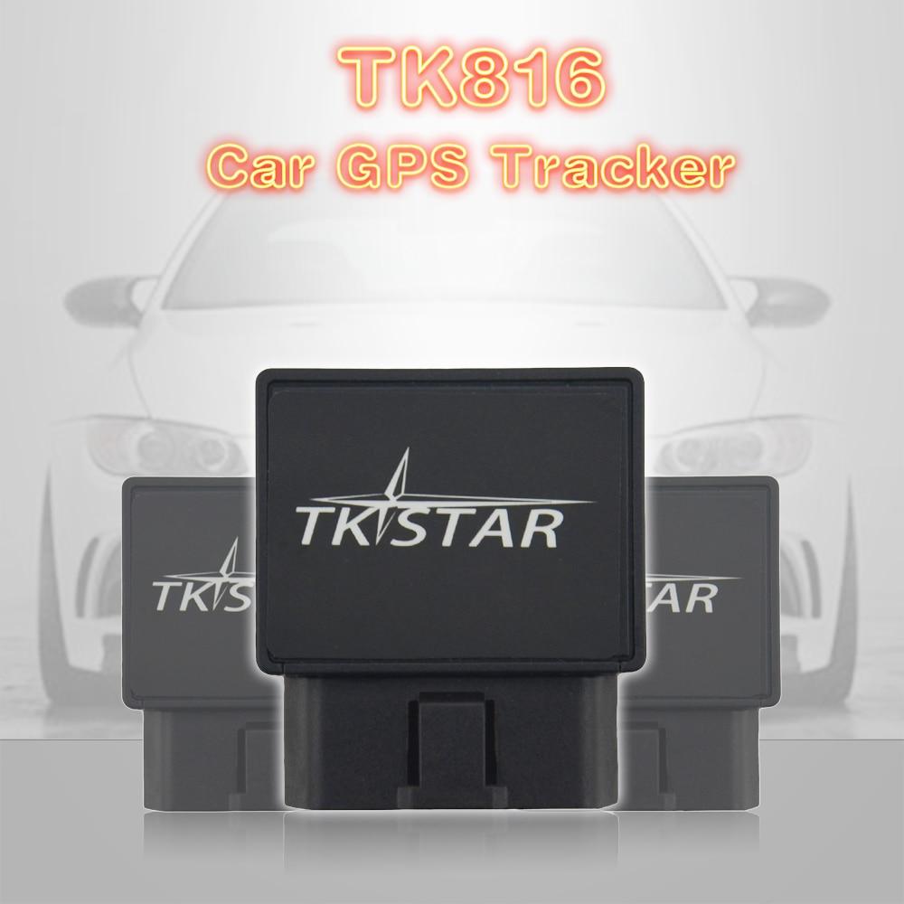 Free Platform Tracking Device Monitor OBD Car GPS Tracker TK816  GPS Vehicle tracker Over speed Alarm GPRS GSM Locator|GPS Trackers|   - AliExpress