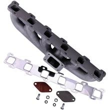 Upgrade T3 Turbo Abgaskrümmer Für Nissan Safari Patrol 4,2 L TD42 GQ